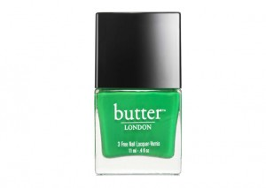 BUTTER London Nail Lacquer Sozzled Review