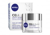 NIVEA Cellular Anti-Age Facial Day Cream SPF 15 Review