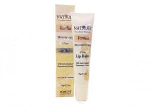 Mossops natruel's Vanilla Lip Balm Review