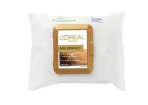 L'Oreal Paris Age Perfect Wipes Review