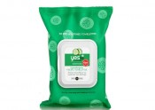 Yes to Cucumber Hypoallergenic Facial Wipes.