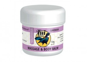 Tui Lavender Massage & Body Balm Review