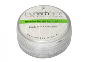 The Herb Farm Headache Away Cream Review