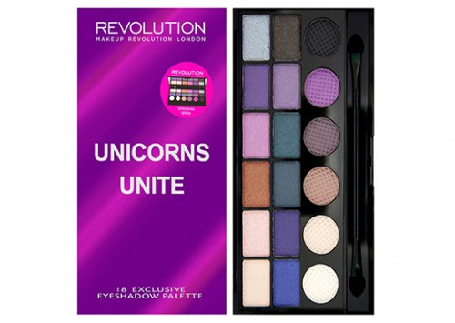 Makeup Revolution Unicorns Unite Review