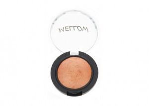 Mellow Baked Eyeshadow in Gold Review