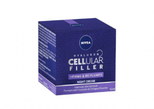 NIVEA Cellular Hyaluron Filler Night Cream Review