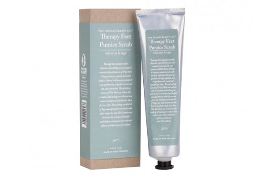 The Aromatherapy Co Therapy Feet Pumice Scrub Review