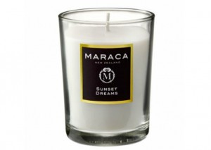 MARACA Sunset Dreams Scented Candle Review