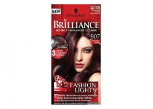 Schwarzkopf Brilliance Fashion Lights Ultra Violet Brown Review
