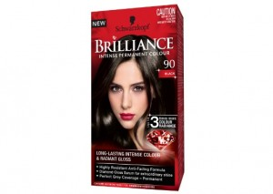 Schwarzkopf Brilliance Night Diamonds Black Review