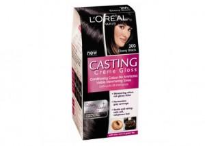 L'Oreal Paris Casting Creme Gloss - Ebony Black Review
