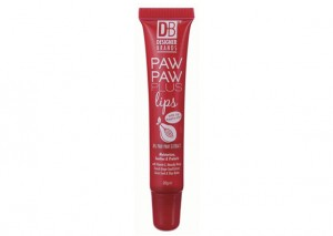 Designer Brands Paw Paw Plus lips Review
