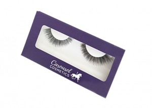 Carousel Cosmetics Lashes About the Town Review