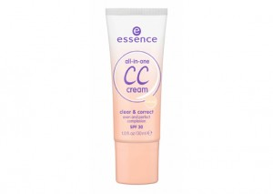 Essence All in One CC Cream Review