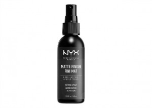NYX Professional Makeup Matte Setting Spray Review