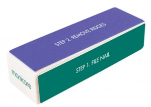 Manicare Nail Buffer 4-way Review
