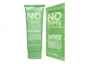 Formula 10.0.6 No Time To Shine Oil-Absorbing Mud Mask Review