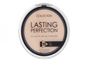 Collection Cosmetics Lasting Perfection Powder Review