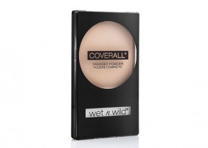 Wet n Wild CoverAll Pressed Powder Review