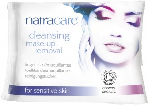 Natracare Organic Make-up Removal Wipes Review
