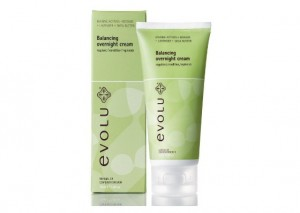 Evolu Balancing Overnight Cream Normal/Combination Review