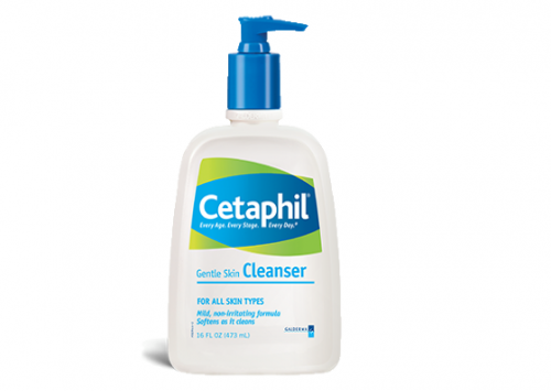 Cetaphil Gentle Skin Cleanser Review
