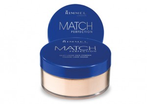 Rimmel Match Perfect Loose Powder Review