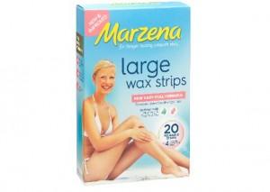 Marzena Large Wax Strips Review