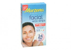 Marzena Facial Wax Strips Review