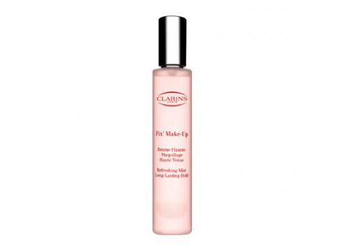Clarins Fix' Makeup Spray Review