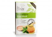 by nature Face Mask Nourishing & Refining Review