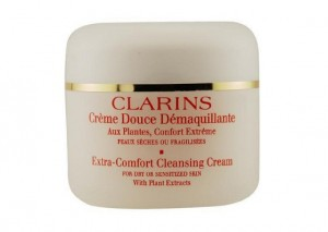 Clarins Extra-Comfort Cleansing Cream with Plant Extracts Review
