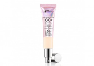 It Cosmetics CC+ Cream Illumination SPF 50+ Review