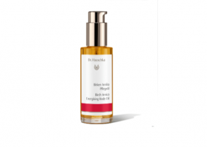 Dr Hauschka Birch Arnica Energising Body Oil Review