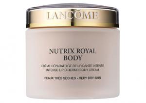 Lancome Nutrix Royal Body Butter Review