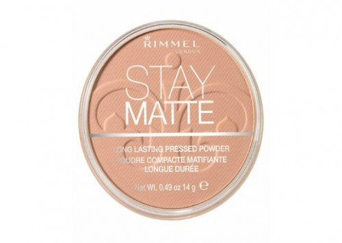 Rimmel Stay Matte Pressed Powder Review