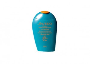 Shiseido Ultimate Sun Protection Lotion SPF30+ Review