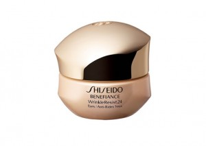Shiseido Benefiance WrinkleResist24 Intensive Eye Contour Cream Review