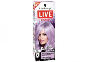 SCHWARZKOPF Live Colour Pastel Lilac Blush Review