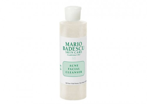 Mario Badescu Acne Facial Cleanser Review