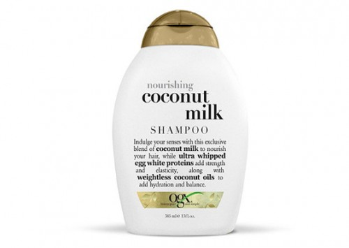 Organix Nourishing Coconut Milk Shampoo Review