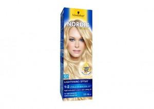 Schwarzkopf Nordic Blonde Lightening Spray Review