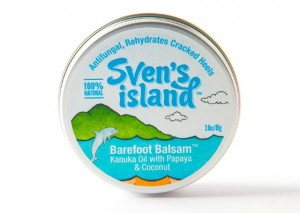 Sven's Island Barefoot Balsam Review