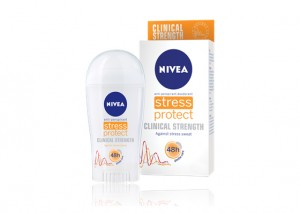 NIVEA Antiperspirant Deodorant Stick Stress Protect Clinical Review