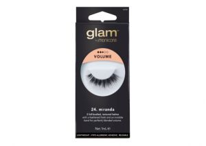 Glam by Manicare Miranda Lashes Review