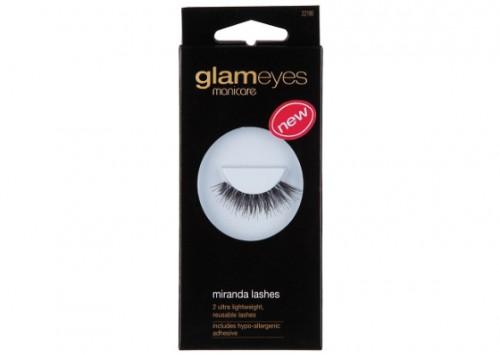 Manicare Glam Eyes Miranda Lashes Review