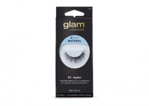 Glam by Manicare Taylor Lashes Review