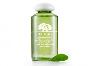 Origins A Perfect World Age-Defense Treatment Lotion With White Tea Review