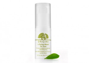 Origins A Perfect World For Eyes Firming Moisture Treatment With White Tea Review