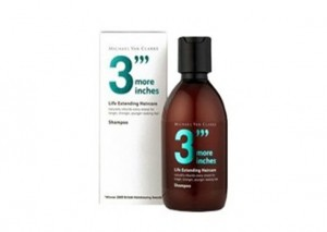 3''' More Inches Shampoo Review